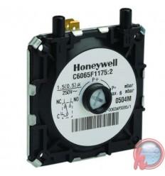 Presostato de aire C6065F1175B -6 mBar Honeywell
