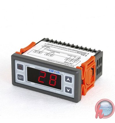 Termostato digital STC-200+ 220 V ALRE