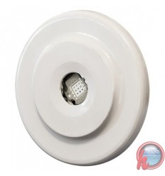Optica Led Blanco Frio para hormigon Pool Light Plastica en ABS 10 W 1000 Lumen