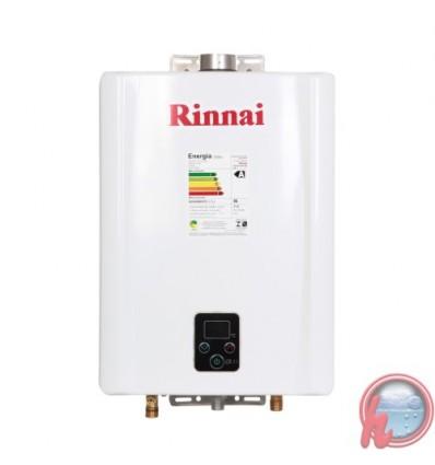 Calefón Super Producción a Gas - RAR 210 Digital RINNAI