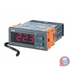 Termostato digital ETC-200+ 220 V ALRE