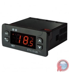 Termostato digital ETC-512B 220 V ALRE