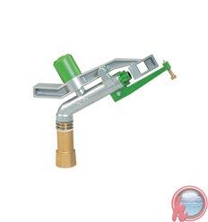"Aspersor Metálico circular (boquillas 8-10-12 mm)  ROSSI R15 -  Rosca:RH 1 1/4"""