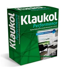 KLAUKOL Pastina alta performance fluida BLANCO x 1 kg