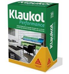 KLAUKOL Pastina alta performance fluida GRIS CLARO x 5 kg
