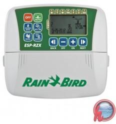Programador de riego Rainbird RZX de 4 estaciones