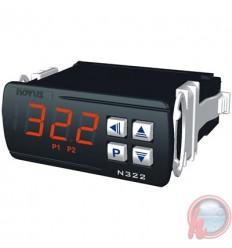 Controlador de Temperatura NOVUS N322