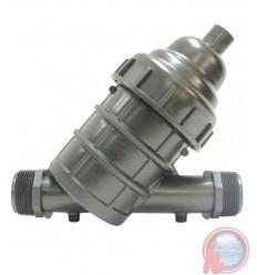 Filtro de malla metálica PALAPLAST 1 1/2 130 mic