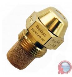 Pico inyector de Gas Oil DANFOSS 2.8 GPH 30°