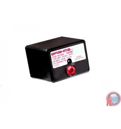Control para quemador BRAHMA MF2 GAS