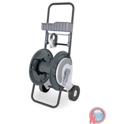 LINEA COMFORT - Carro de PVC c/ruedas, Plus Soporte REHAU