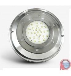 Luminaria subacuatica de acero inox. Blanco frio 7 W-1 LCI