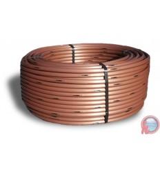 Tubería de cobre con goteros XFS 2,3 L/H C/33cm  SUBTERRANEO x 152m RAIN BIRD
