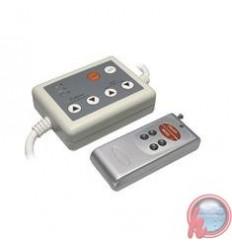 Controladora RGB doble comando. LCI