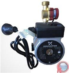 Bomba circuladora con sensor de flujo CACAO 15/60 GRUNDFOS