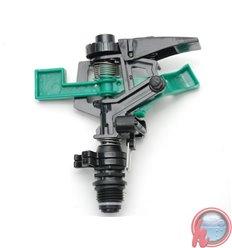 "Aspersor Plástico sectorizable, rosca macho 1/2"" alcance ajustable   RS-PL-3100 4.0 -  Rosca:RM 1/2"""